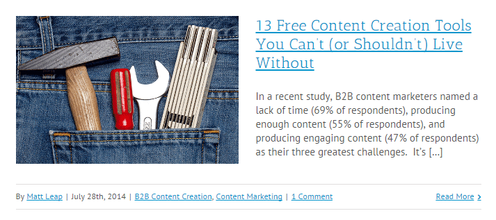 13 Free Content Creation Tools You Can't (or Shouldn't) Live Without