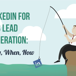 LinkedIn-for-B2B-Lead-Generation-Infographic-Cover-Image