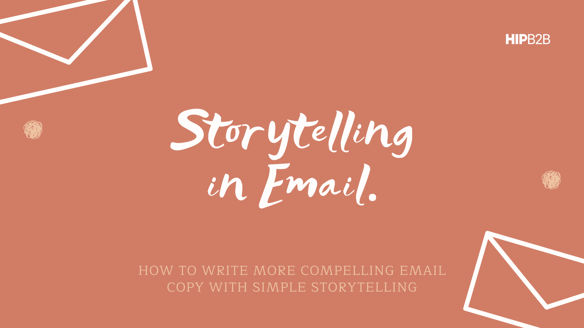 Storytelling in Email