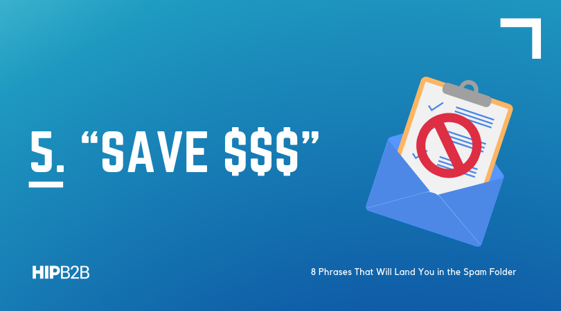 5. Save $$$