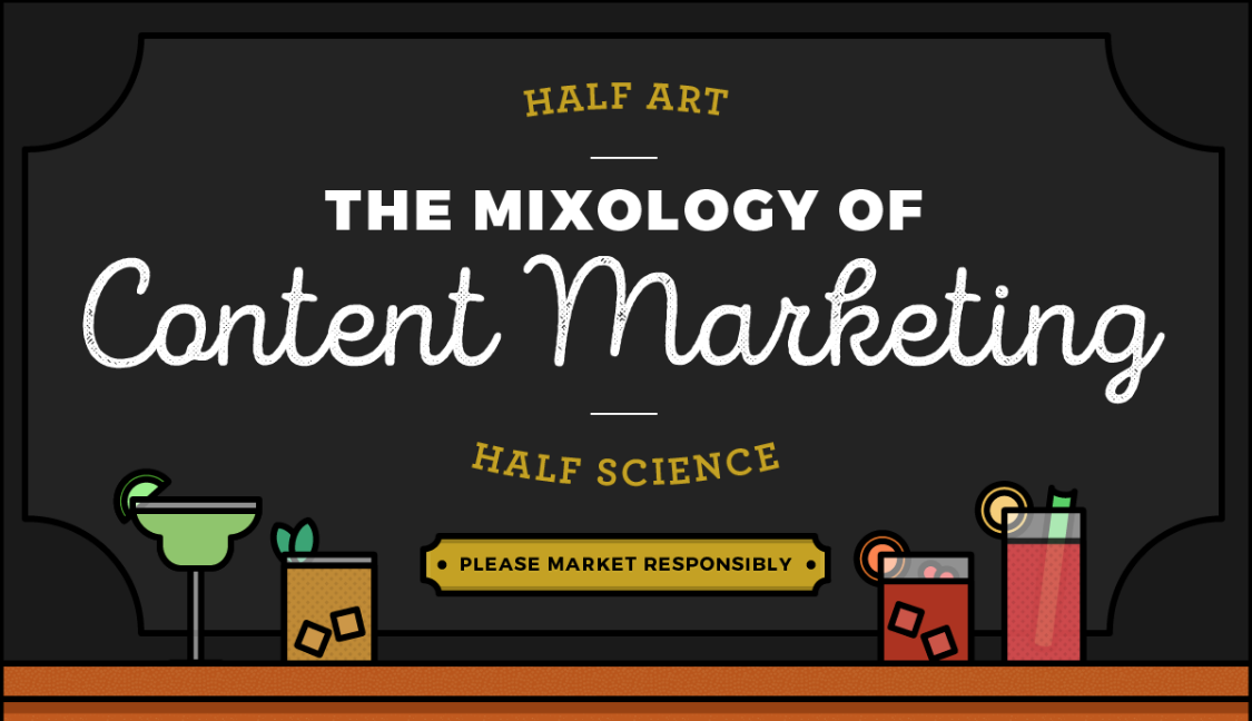 Mixology of Content Marketing Cover