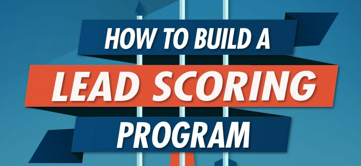 Cover Build a Lead Scoring Program