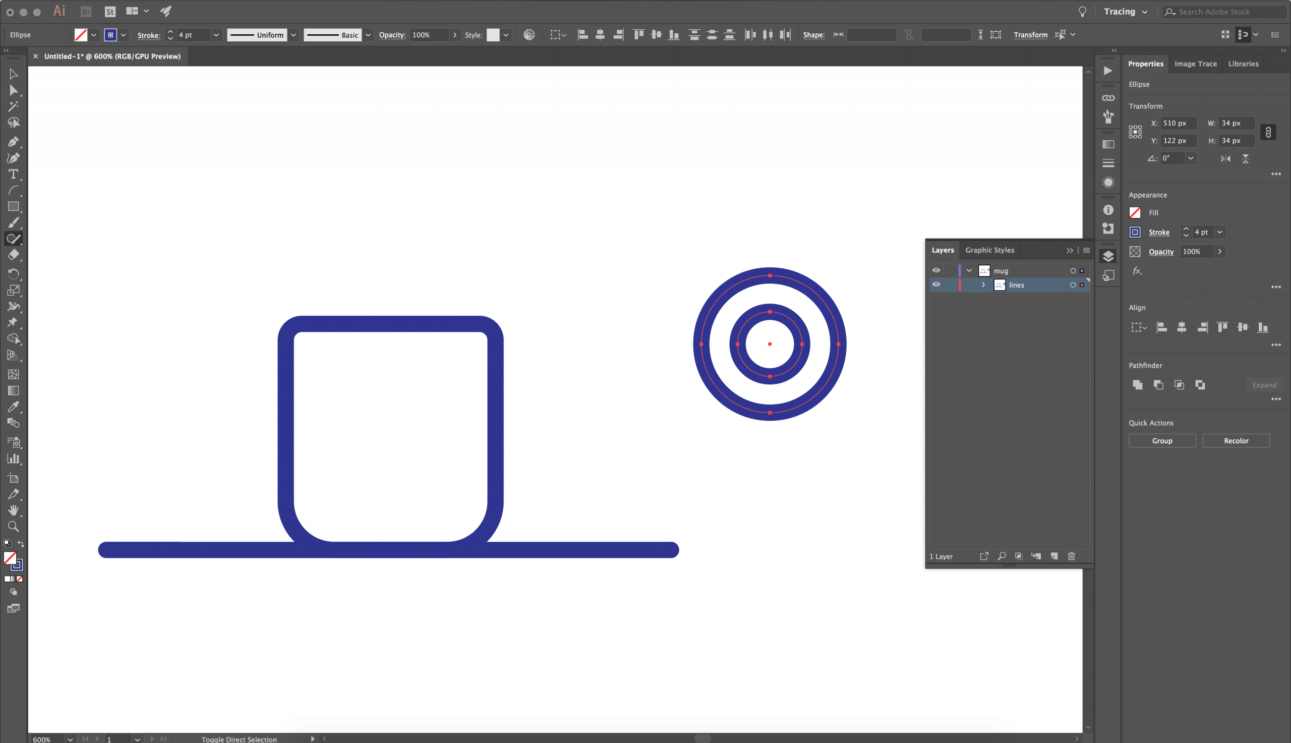 Illustrator Tutorial - 6