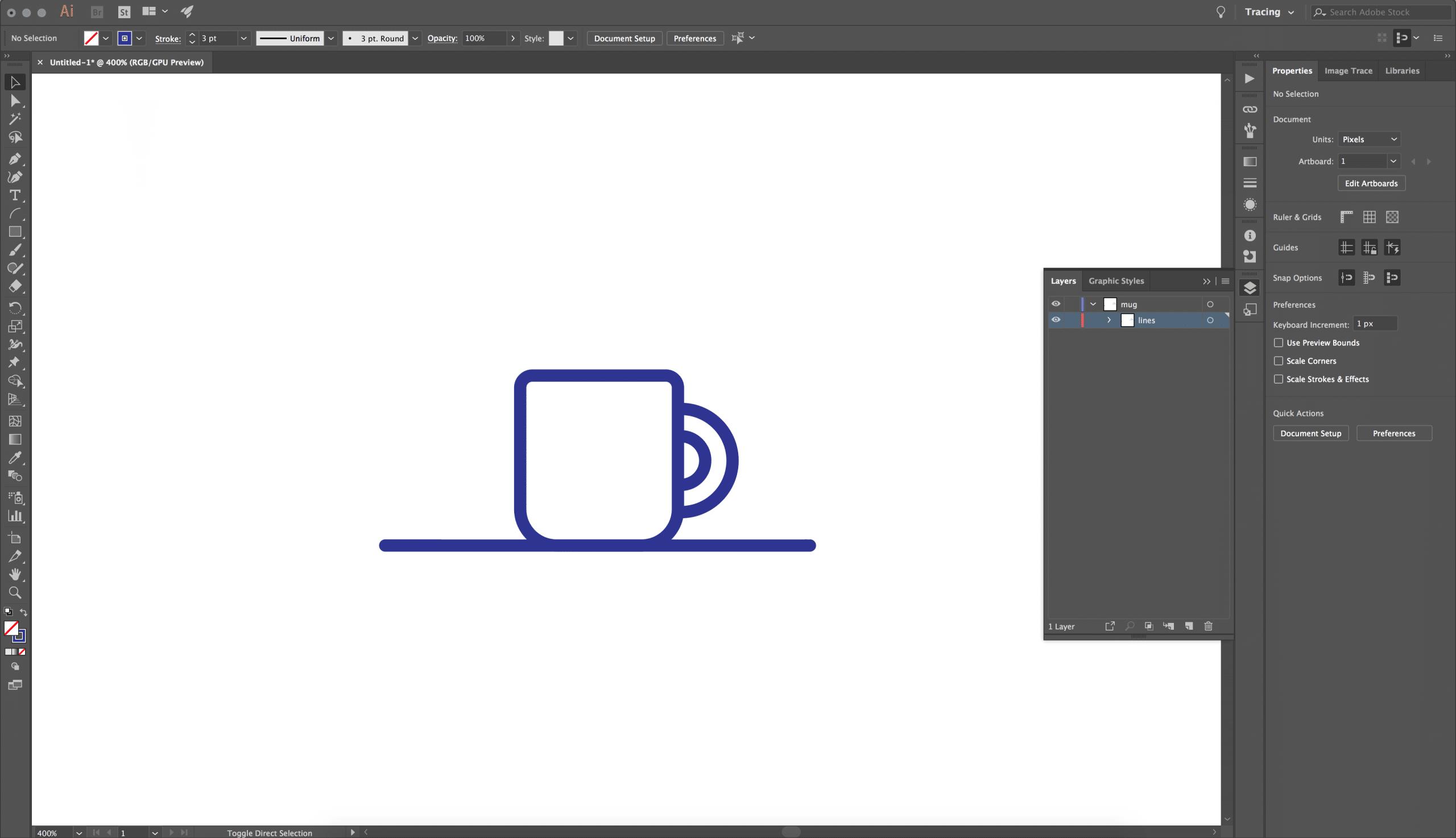 Illustrator Tutorial - 8