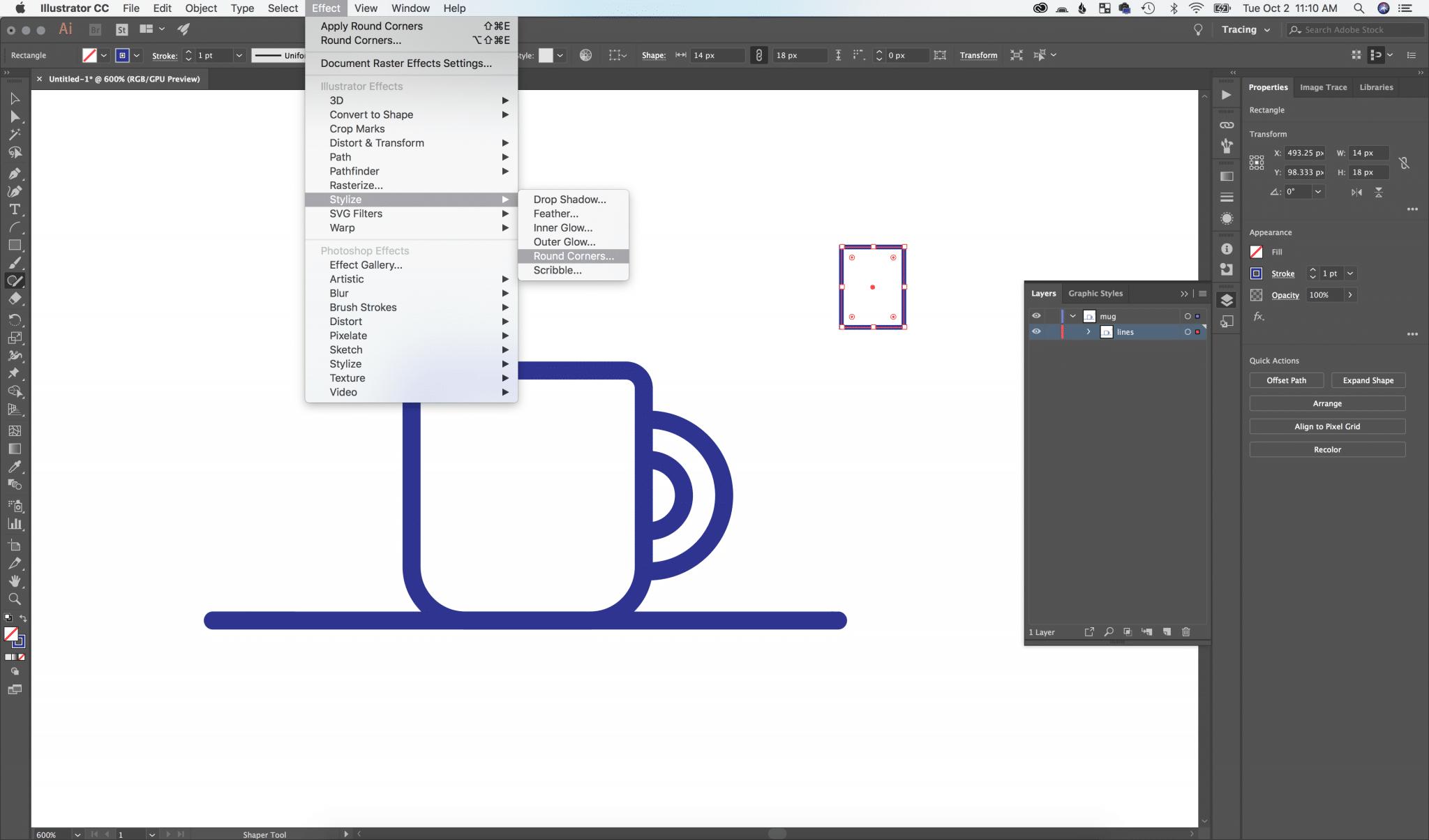 Illustrator Tutorial - 9