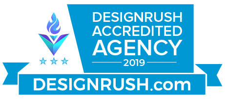 Design Rush Accredited Badge