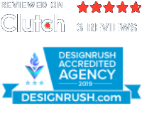 Clutch and DesignRush Reviews