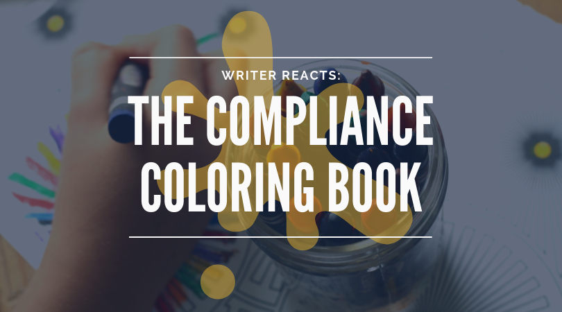 The Compliance Coloring Book