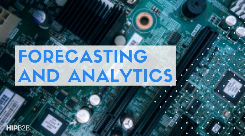 forecasting and analytics