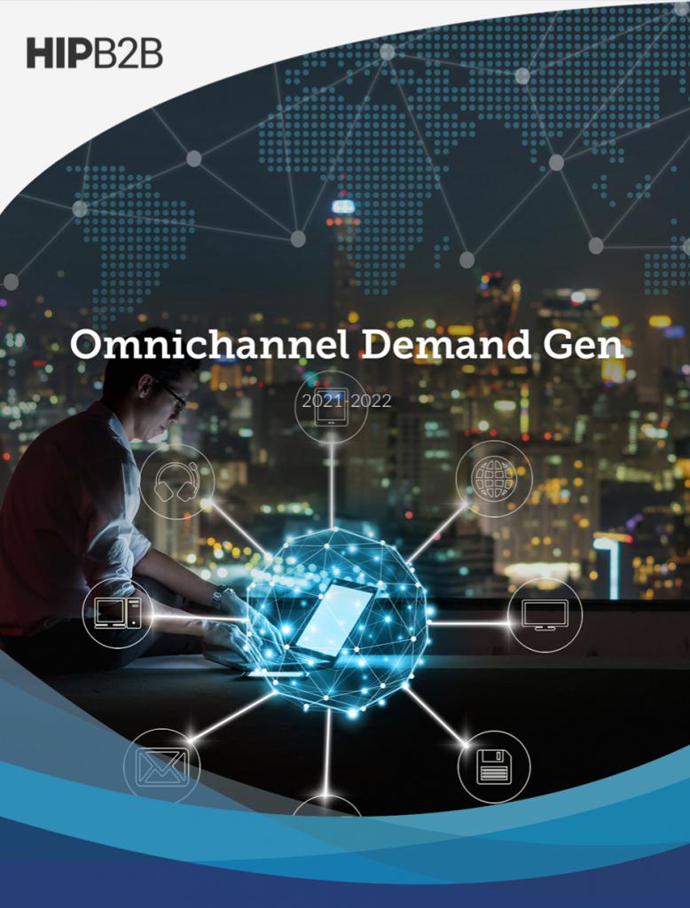 Omnichannel Demand Gen 2021-2022 eBook